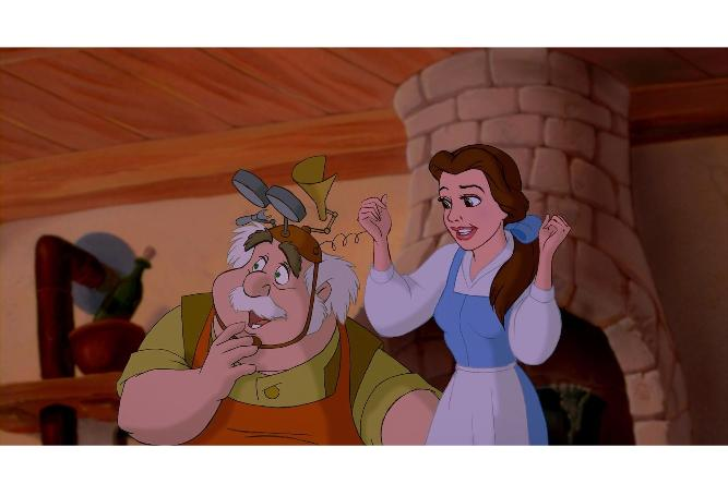 Belle and Maurice
