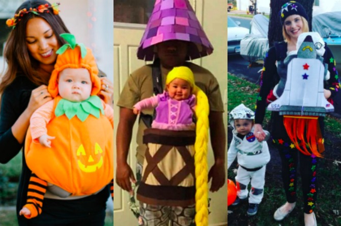 16 Aaah-dorable babywearing costumes for the cutest Halloween ever