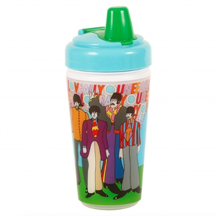 """""""All You Need is Love"""" Sippy cup"""