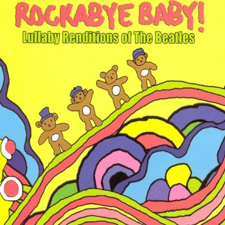 """""""Lullaby Renditions Of The Beatles"""" CD"""