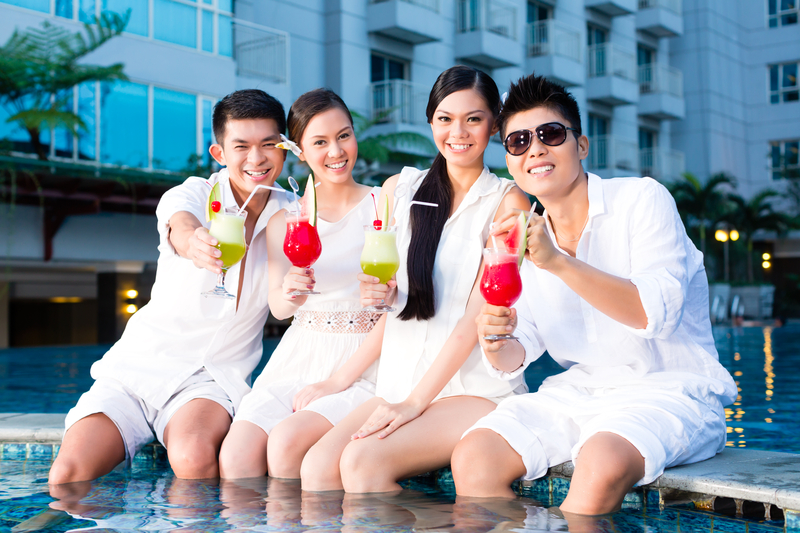 Sign up for the loyalty program of your favorite hotel