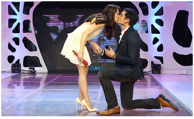 Dingdong and Marian: Their engagement