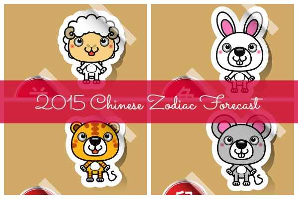 2015 Chinese Zodiac forecast: What does the Year of the Goat hold for you?