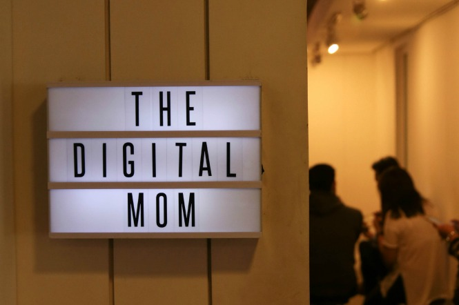 The Filipino Digital mom was the star of the event