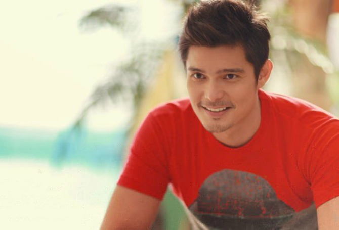 Dingdong Dantes on being a new dad