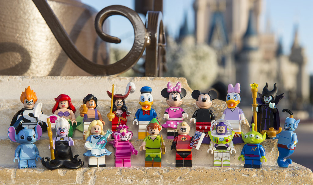 LOOK: Lego teams up with Disney to create adorable mini-figures