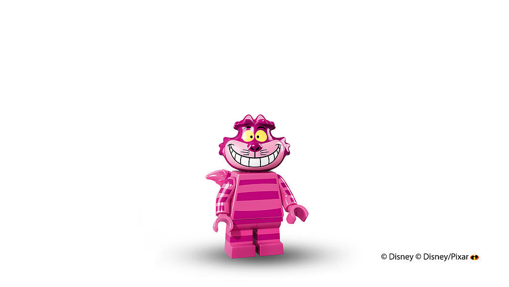 The Cheshire Cat's would make a cute-slash-creepy addition to your collection