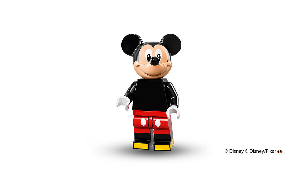 Of course, the one who started it all: Mickey Mouse