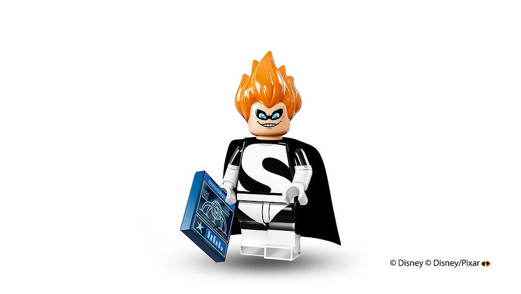 Syndrome of 'The Incredibles' refuses to be upstaged