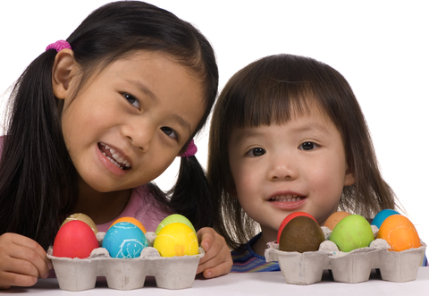 Fun places in Metro Manila where your child can celebrate Easter