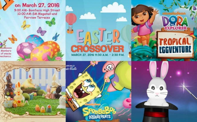 2016 Easter celebrations in Makati and Taguig
