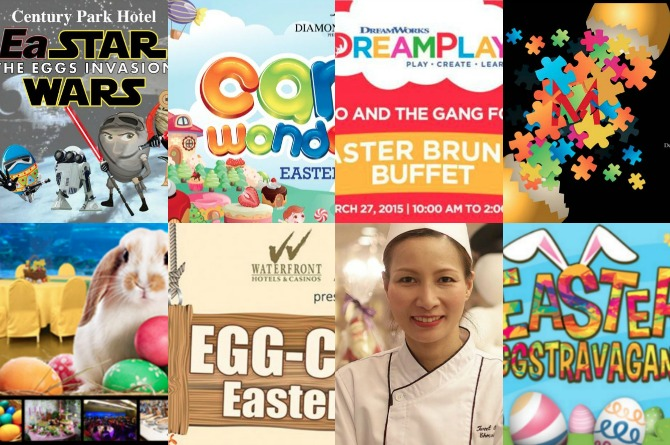 2016 Easter celebrations in Manila and Pasay