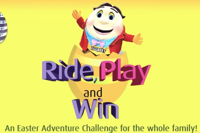 SkyRanch's Easter Challenge Adventure: Ride, Play and Win