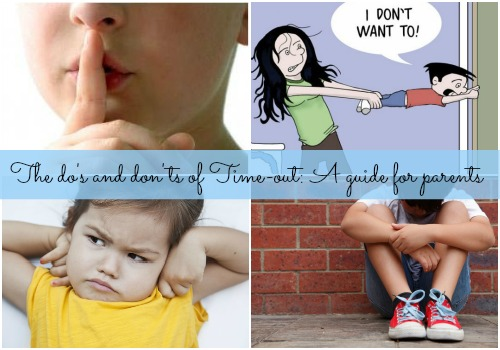 The do's and don'ts of Time-out: A guide for Filipino Parents
