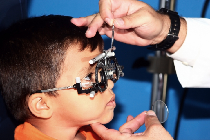 Do not rely on school screenings for your child's eyes