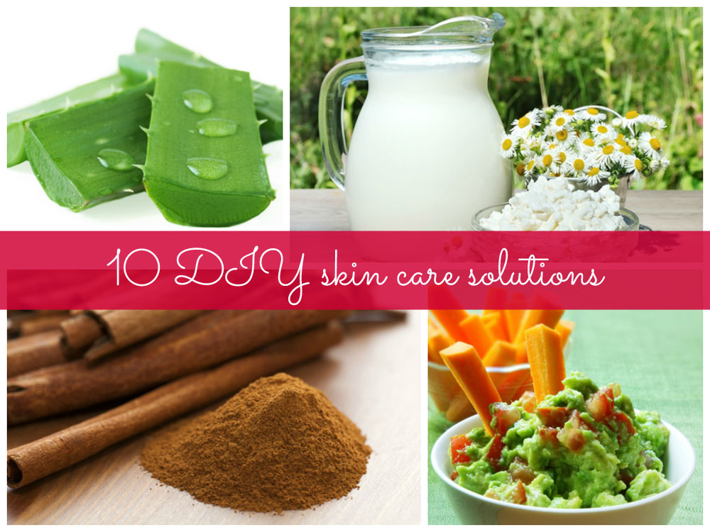 Beauty tips for skin: 10 quick and easy DIY skincare solutions