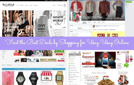 Find the Best Deals By Shopping for Ukay-Ukay Online