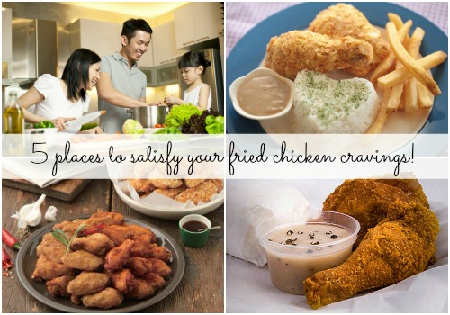 5 places to satisfy your fried chicken cravings