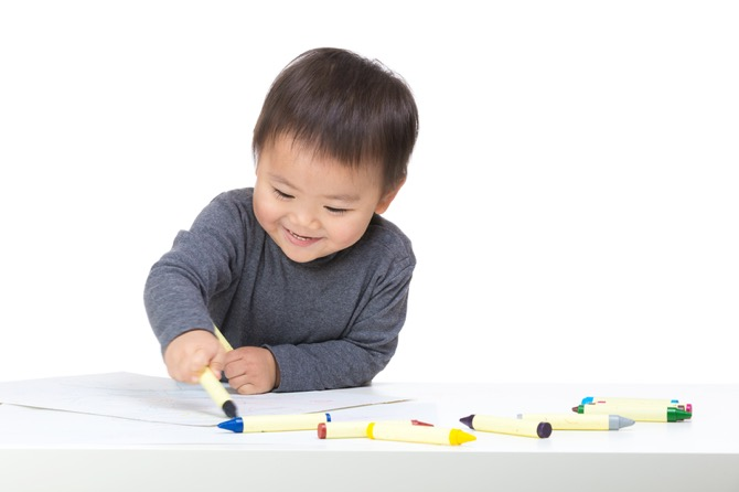 Does your kid have funny drawings?