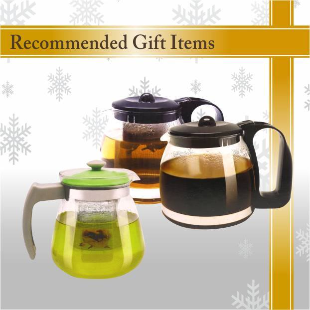 14. Coffee and tea pots from Japan Home (Prices range between PHP 66 and PHP 200)