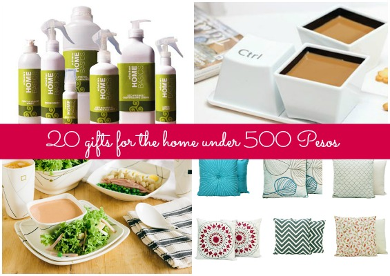 Gifts for the home below 500 pesos!