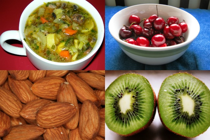 What are the tastiest snacks that are under 100 calories?