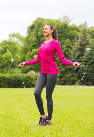 9. Jump rope exercises