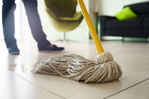 12. Mopping