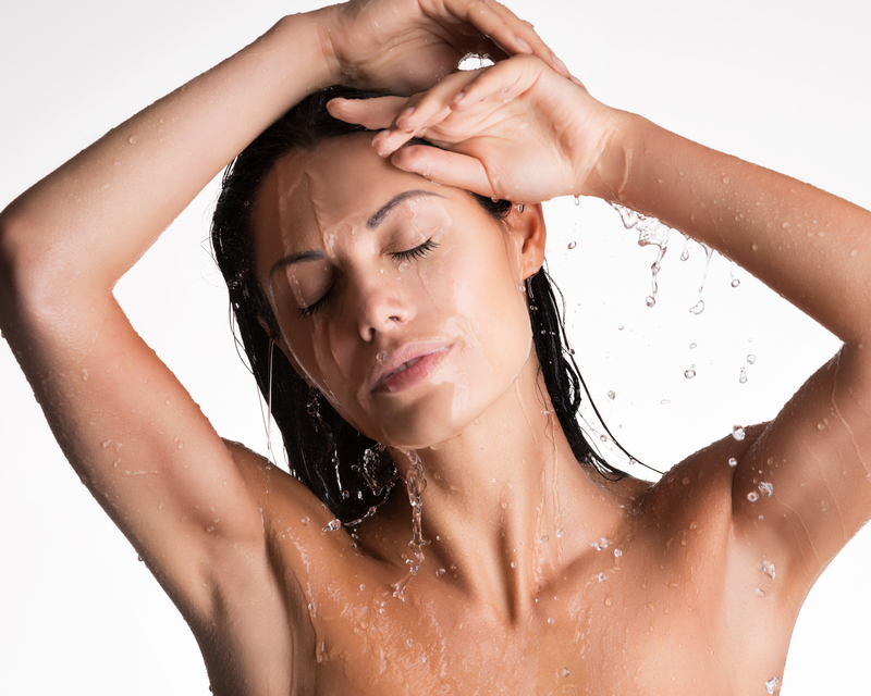 Keep your underarms clean