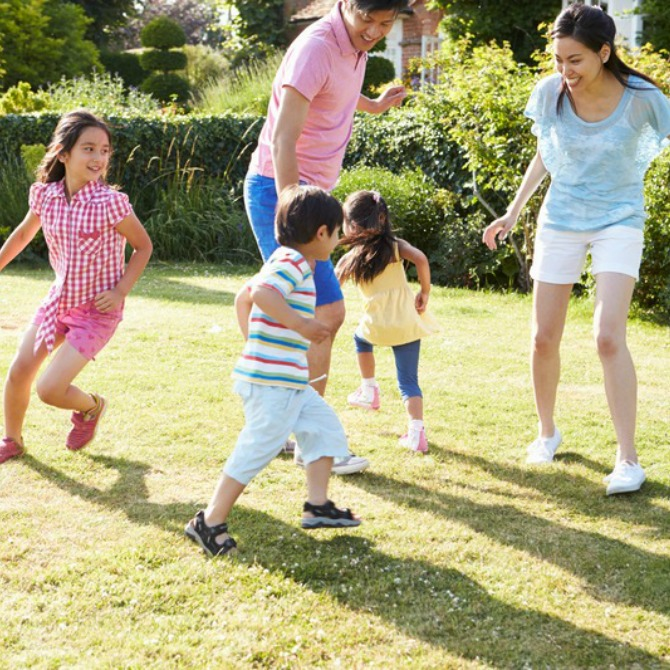 7 tips on how to get your kids to exercise more