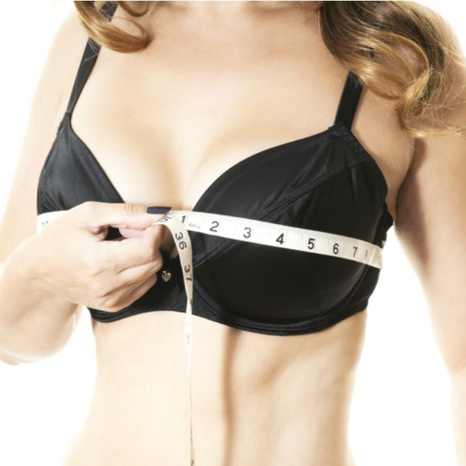 Increase your breast size without surgery