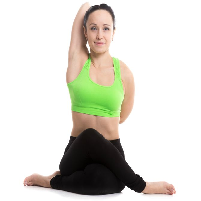 Yoga for the chest
