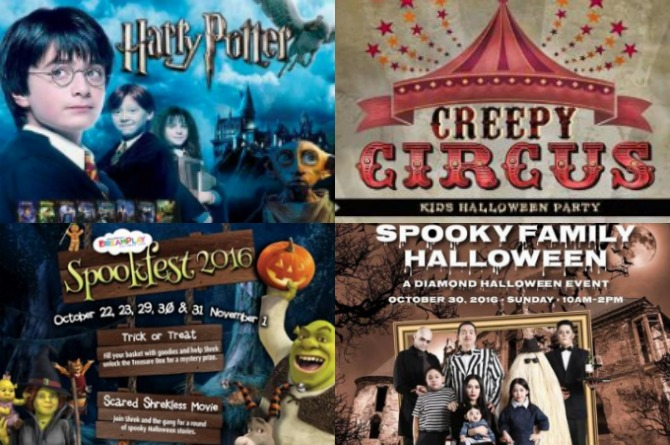 27 Kid-friendly Halloween parties in Manila 2016