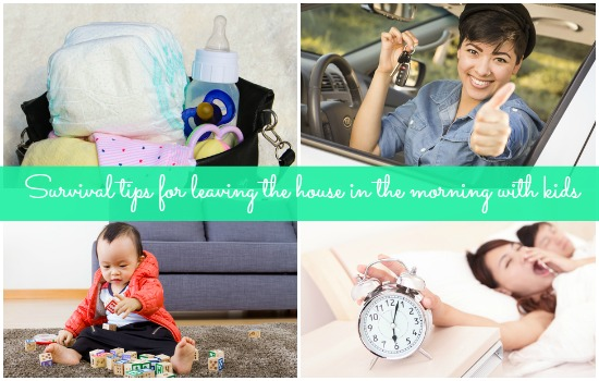 10 Parenting tips for leaving the house with your kids
