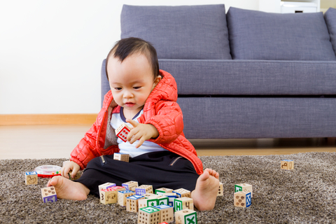 Buy yourself time by keeping your little one occupied