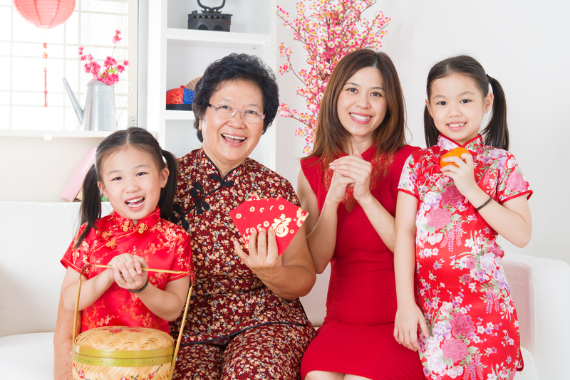 Stick true to your family and culture by upholding tradition