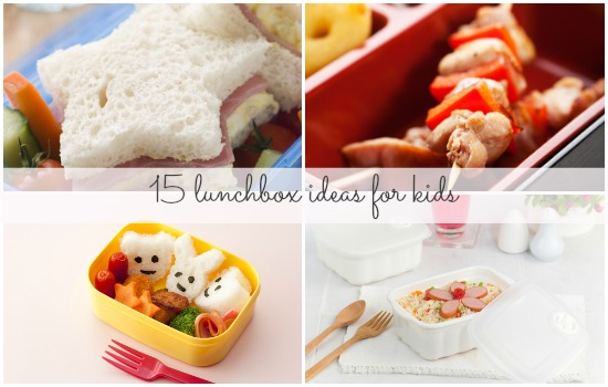 15 lunchbox ideas to help kids eat healthy in school