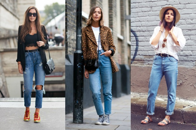 10 Ways to make 'Mom Jeans' look super cool
