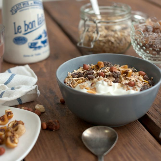 Not your average oatmeal