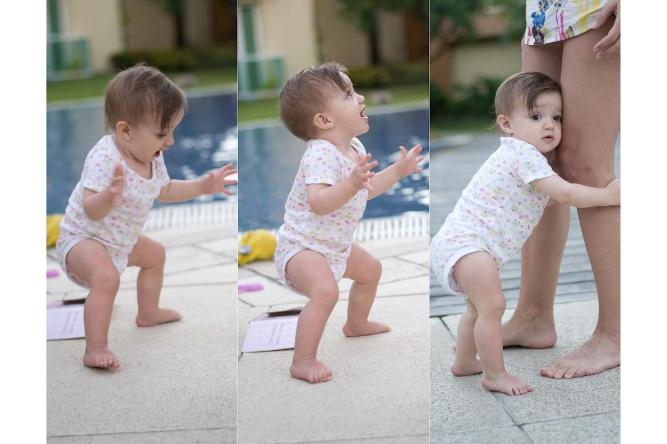 Babies are just full of surprises