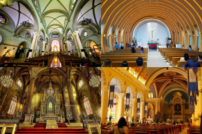 15 Most Instagrammable Catholic Churches in Metro Manila for your baby's binyag