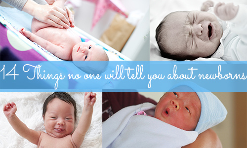 Newborn baby care: 14 things you should know about your newborn