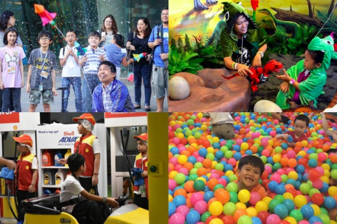 10 Best play spaces in Metro Manila for a fun family weekend!