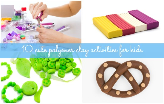 Crafting with polymer clay
