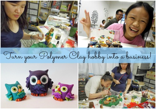 5 Ways You Can Turn Your Polymer Clay Hobby Into a Business