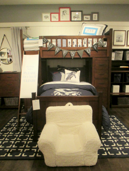 Camp Bunk System and Twin Bed Set