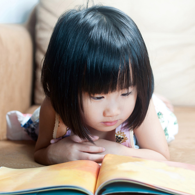 Reasons your child is having reading difficulties and their solutions