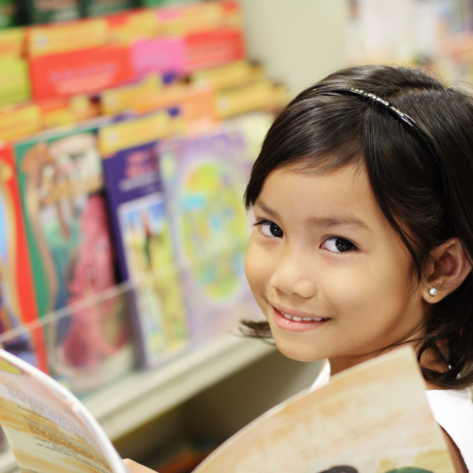 Reading readiness signs in kids