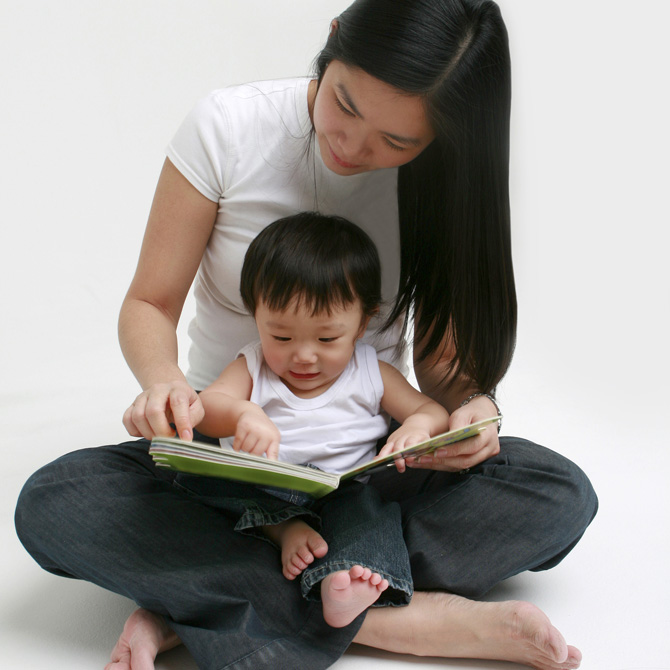 Teaching tip:Read together