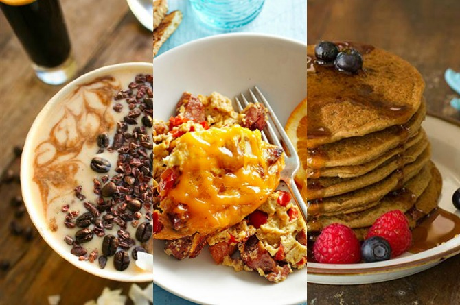6 Bikini-friendly breakfast recipes